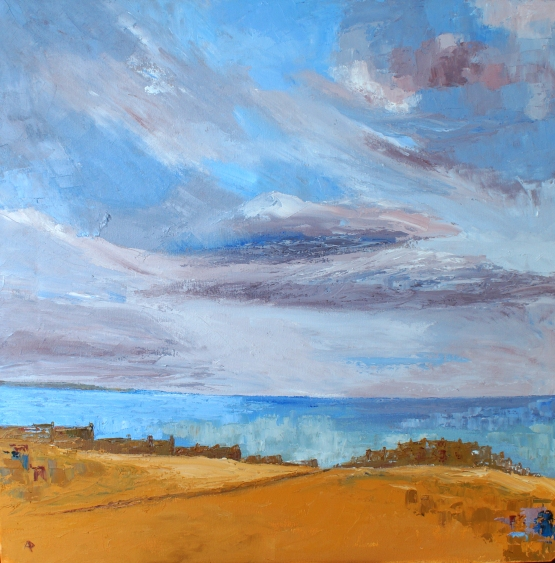Seascape at Whitstable