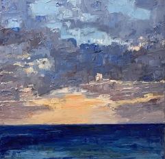 Conish Seascape - sold