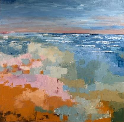 Cornish Seascape WIP