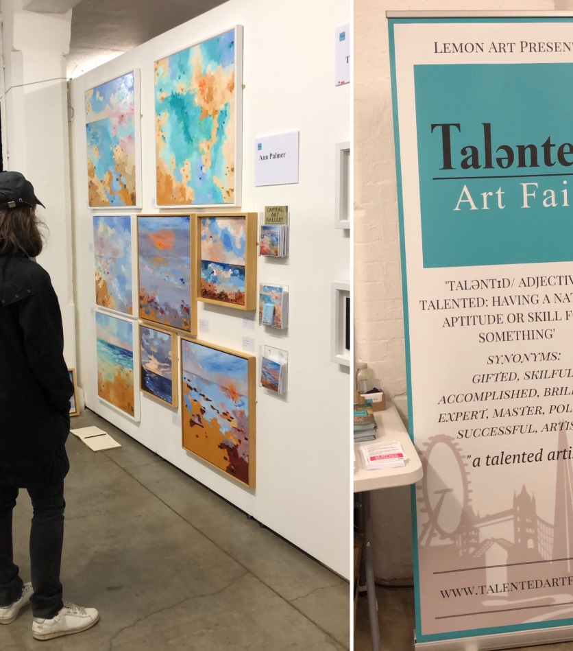 Talented Art Fair 1-3 Mar 2019 v4