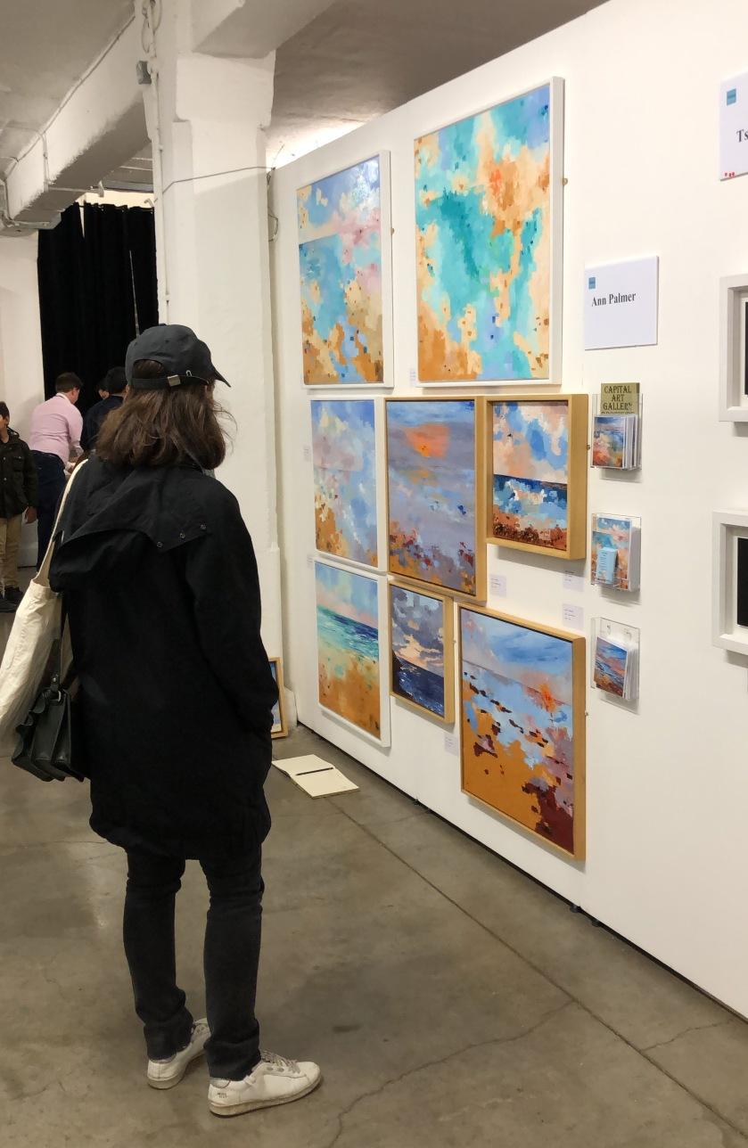 Talented Art Fair 1-3 Mar 2019