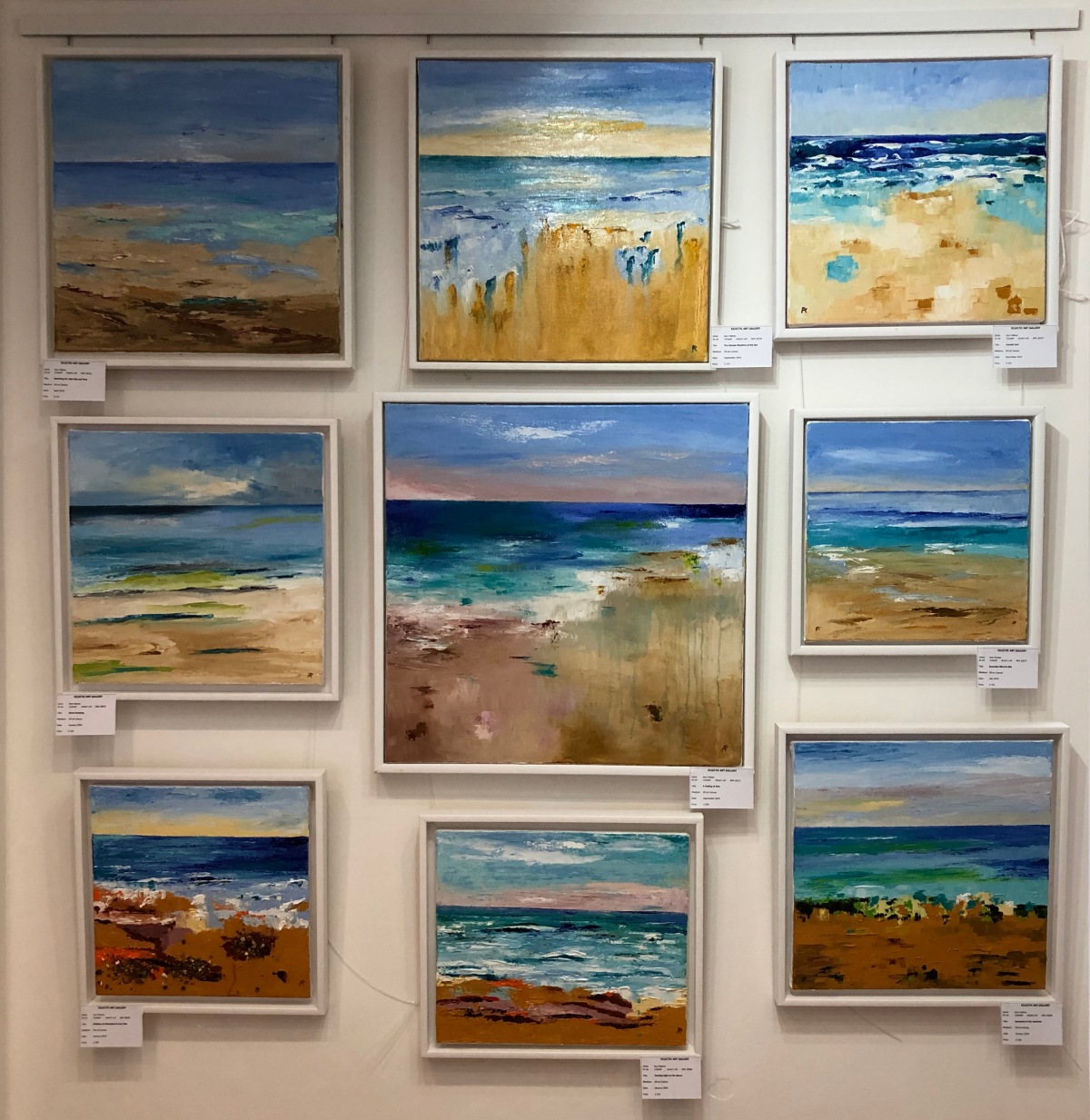 Current exhibition in Margate