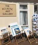 Eclectic Art Gallery, 6 Broad St Margate open Wed to Sunday 11am to 5pm
